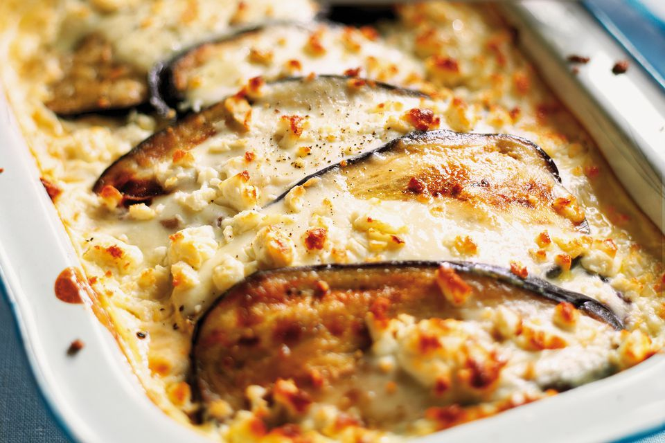 Classic greek eggplant moussaka recipe forumfinder Gallery