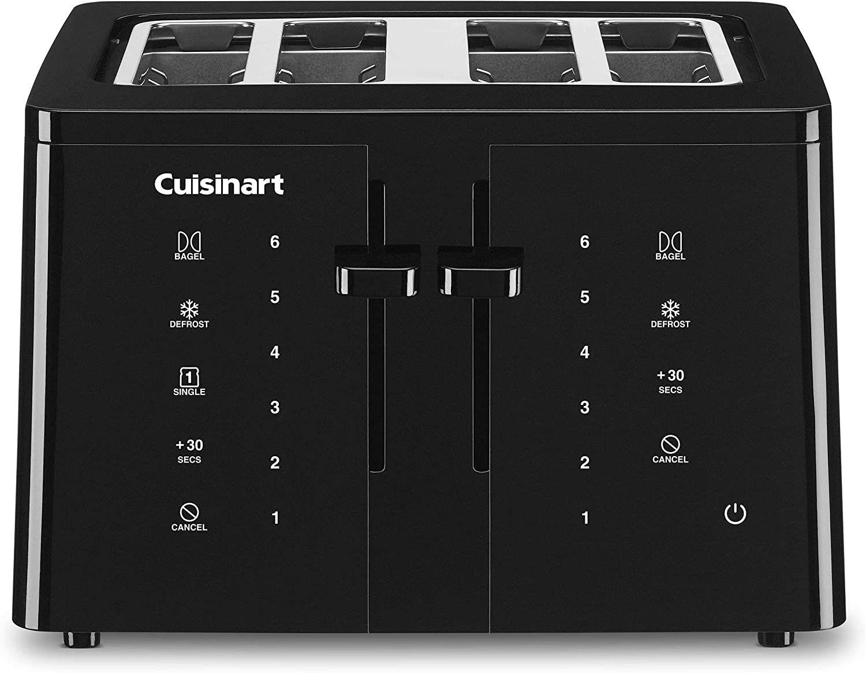 Cuisinart CPT-T40 4-Slice Touchscreen Toaster