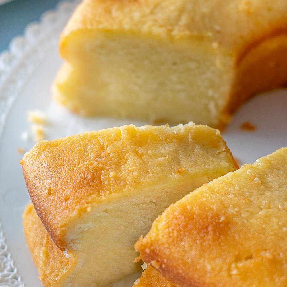 Lemon Pound Cake Recipe
