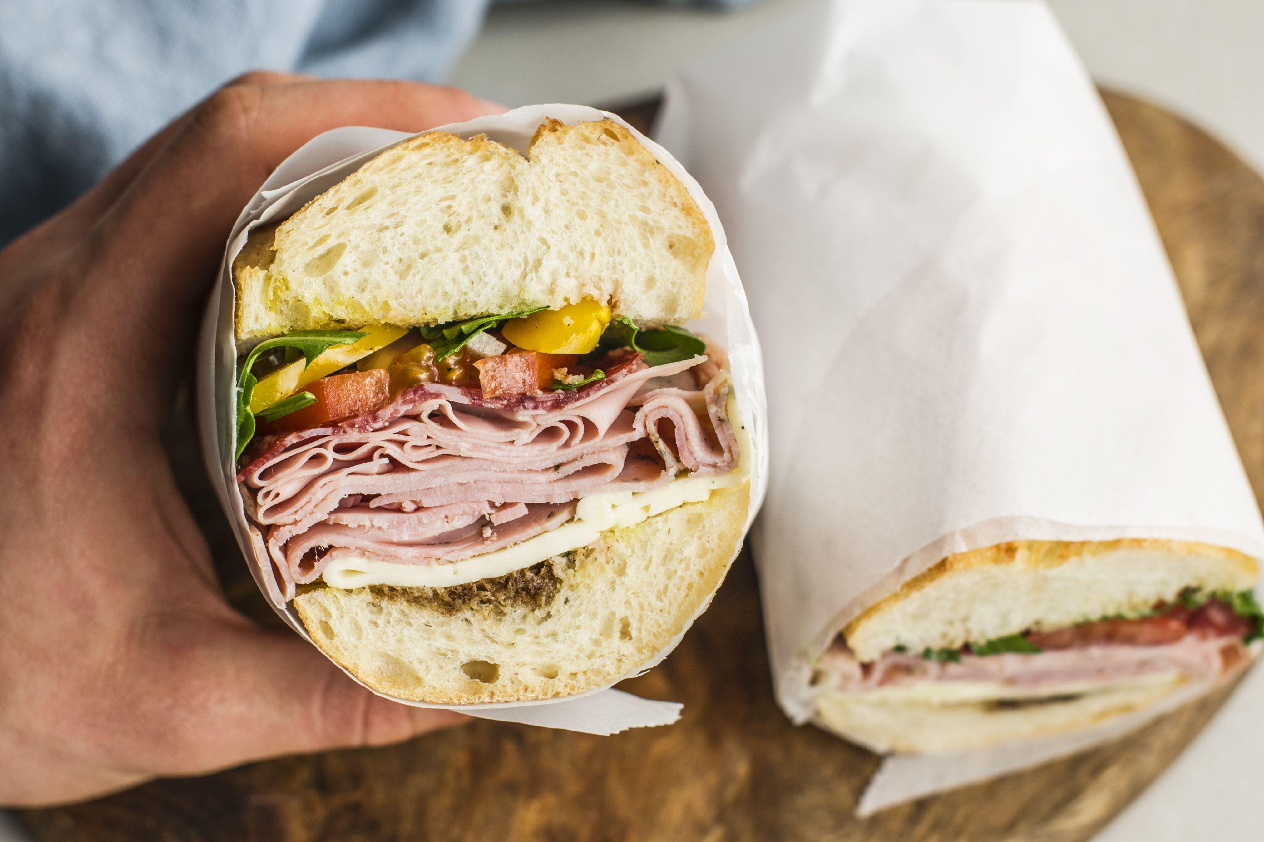 Classic Italian Sub Sandwich Recipe