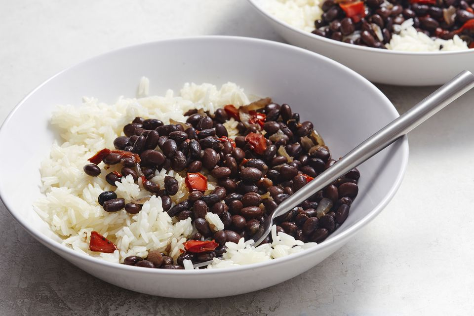 Spanish Beans and Rice (Alubias Con Arroz)