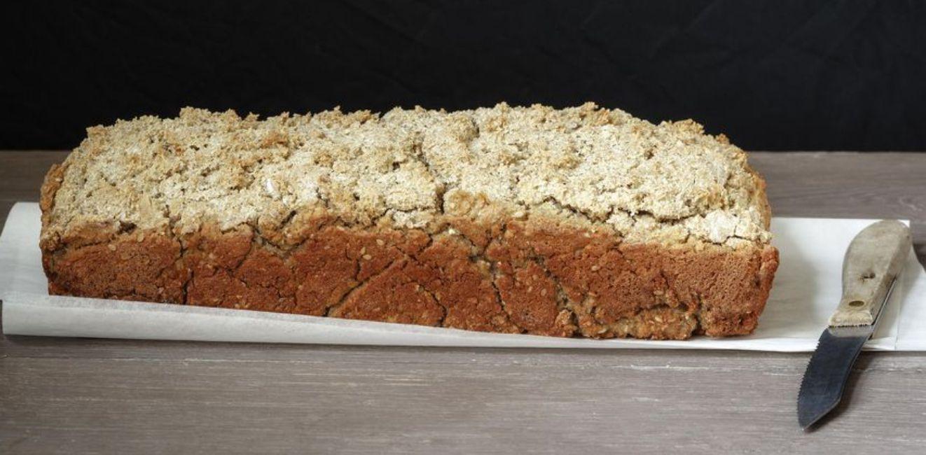 Buckwheat Molasses Bread