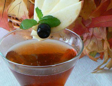 Robert Watrous' The Rustic Manhattan Cocktail