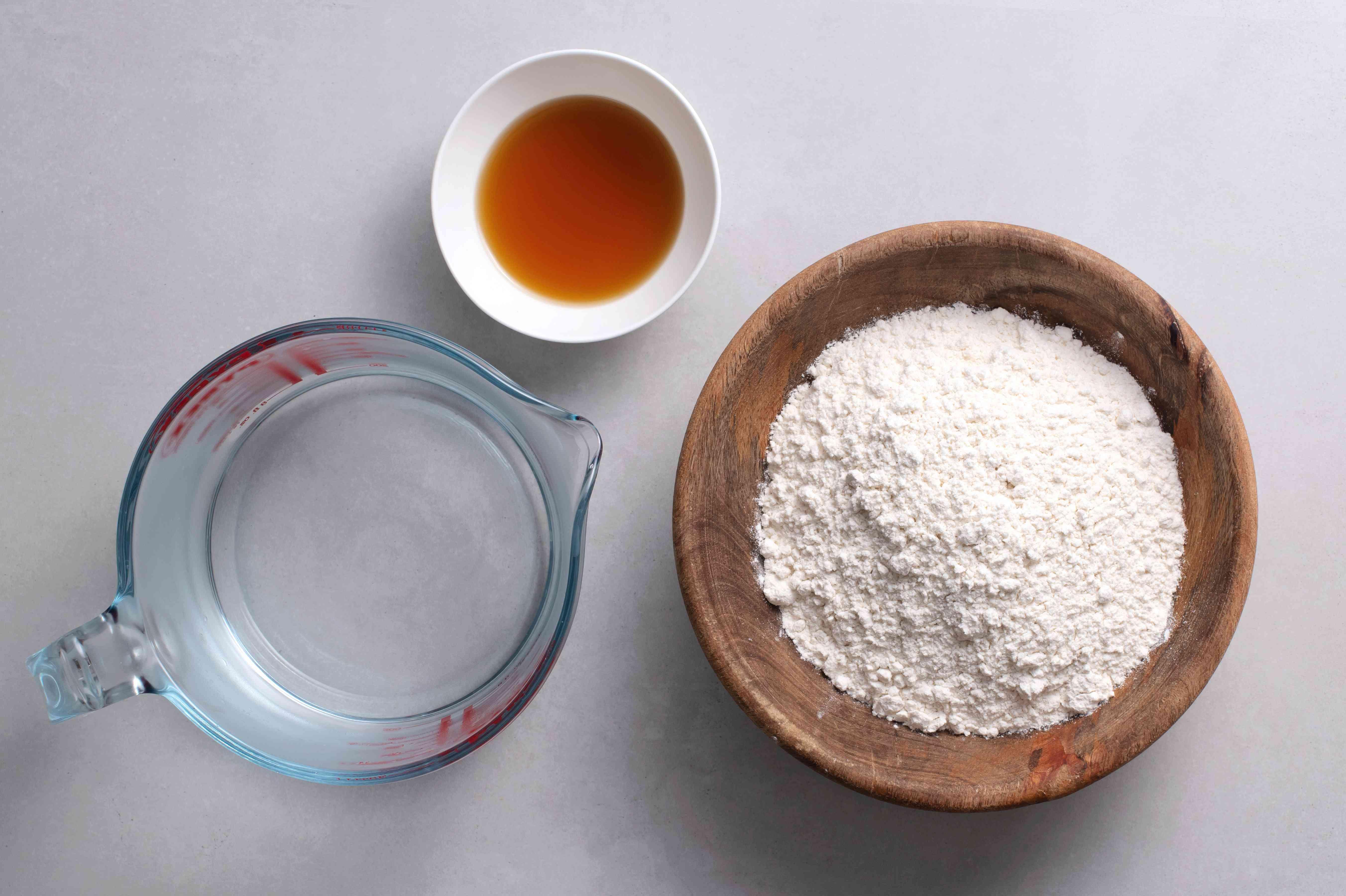 Mandarin Pancakes ingredients