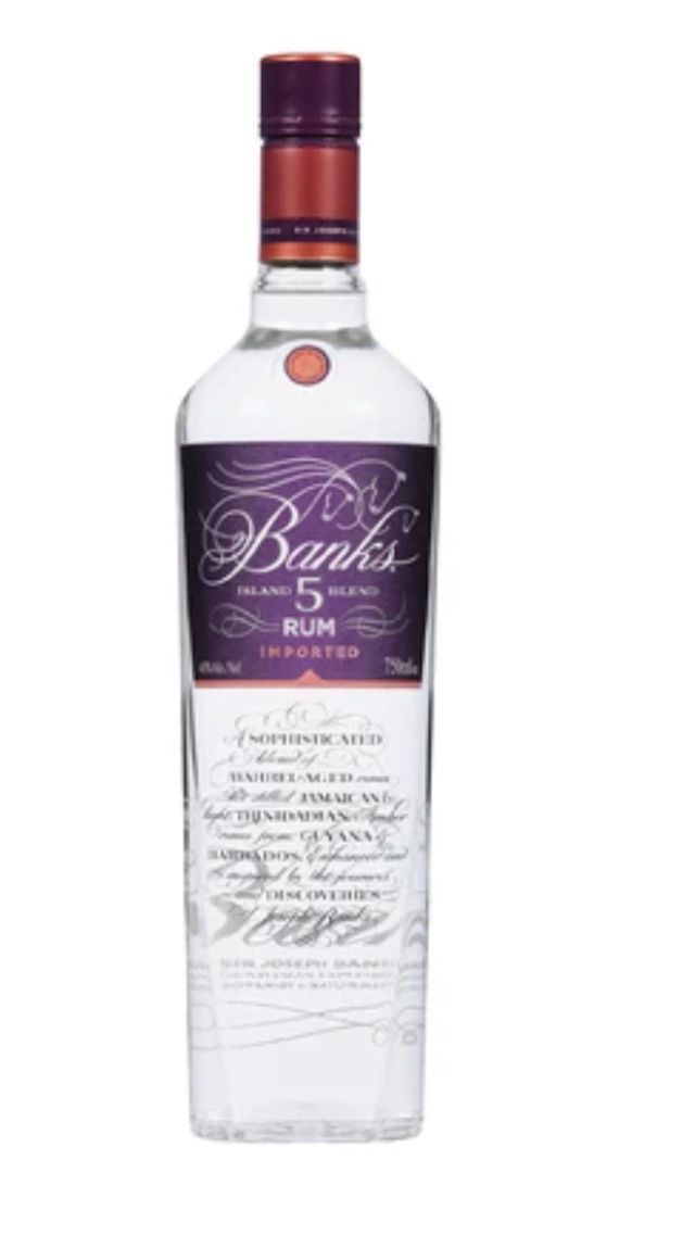 Banks Five Island Blend Rum