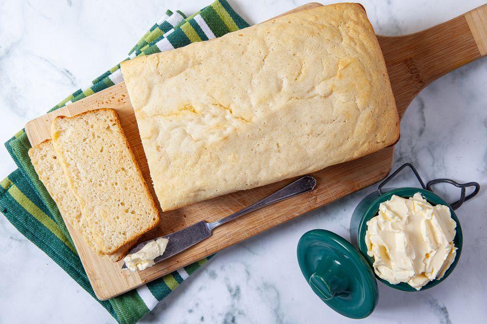 Pan de levadura sin levadura