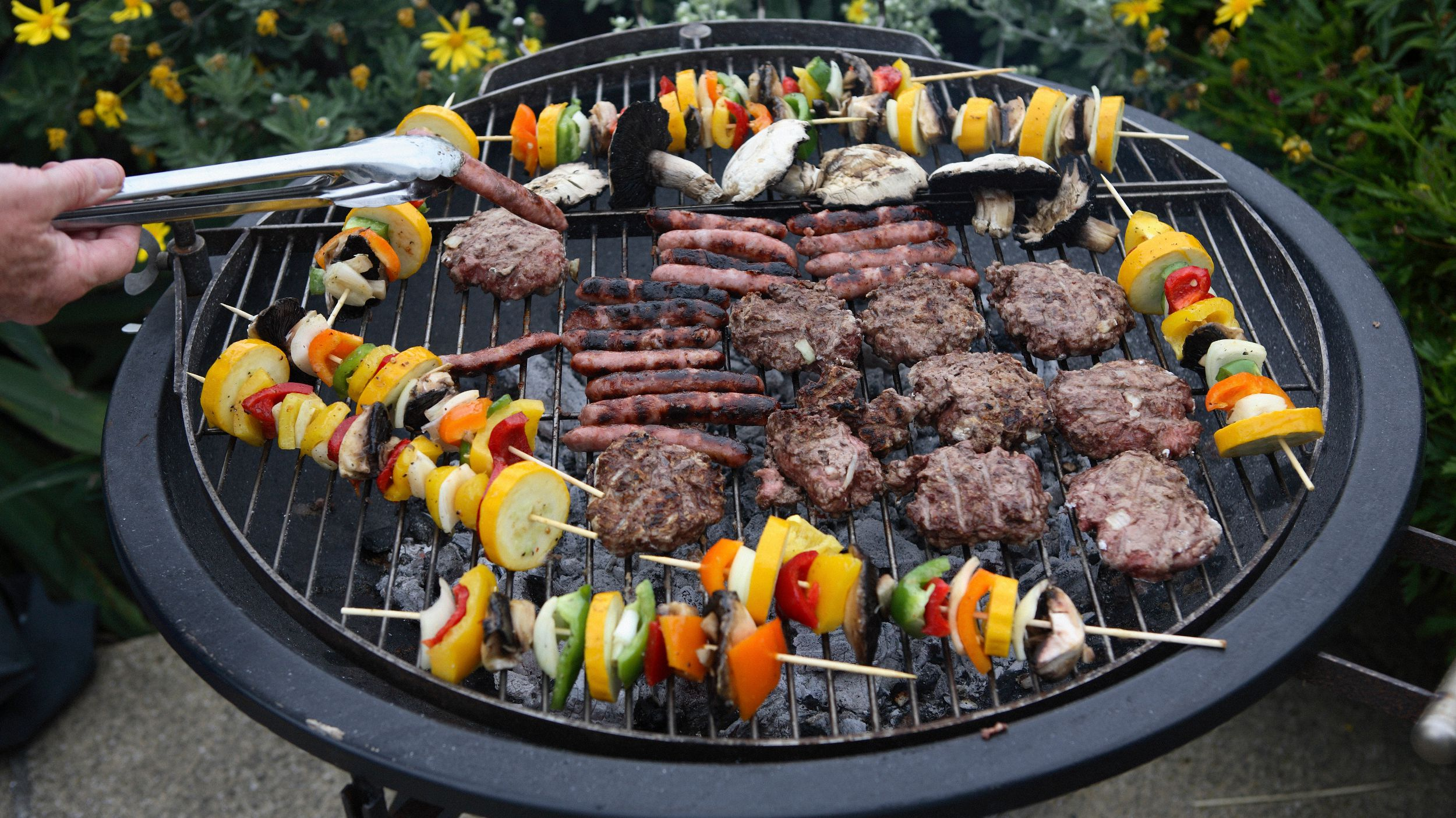8 Tips To Help You Master Your Charcoal Grill