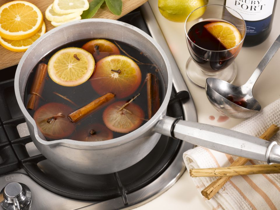 Basic Mulled Wine