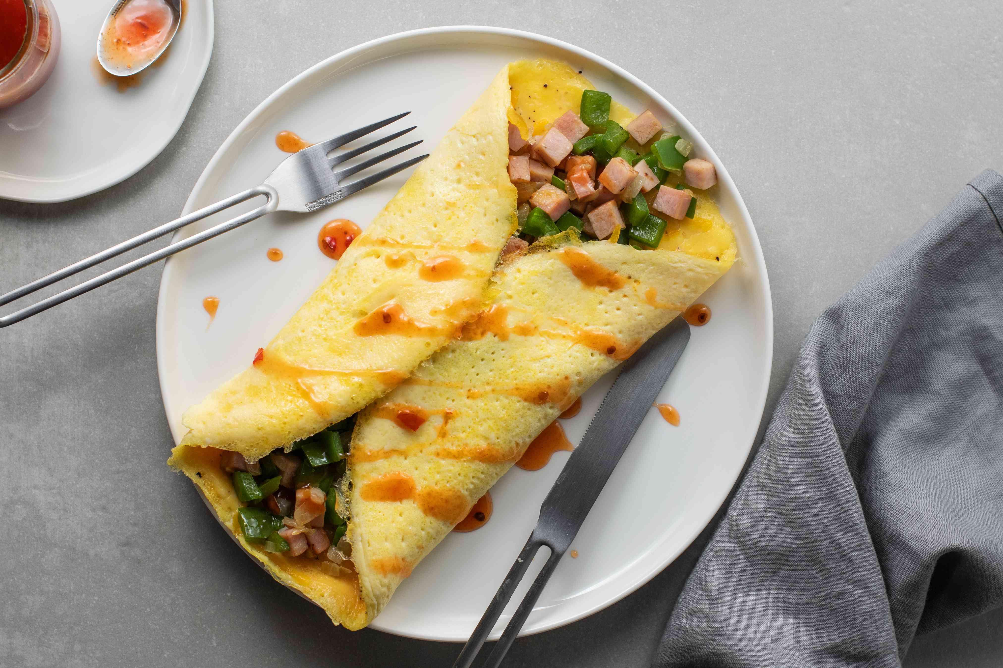 Denver omelet