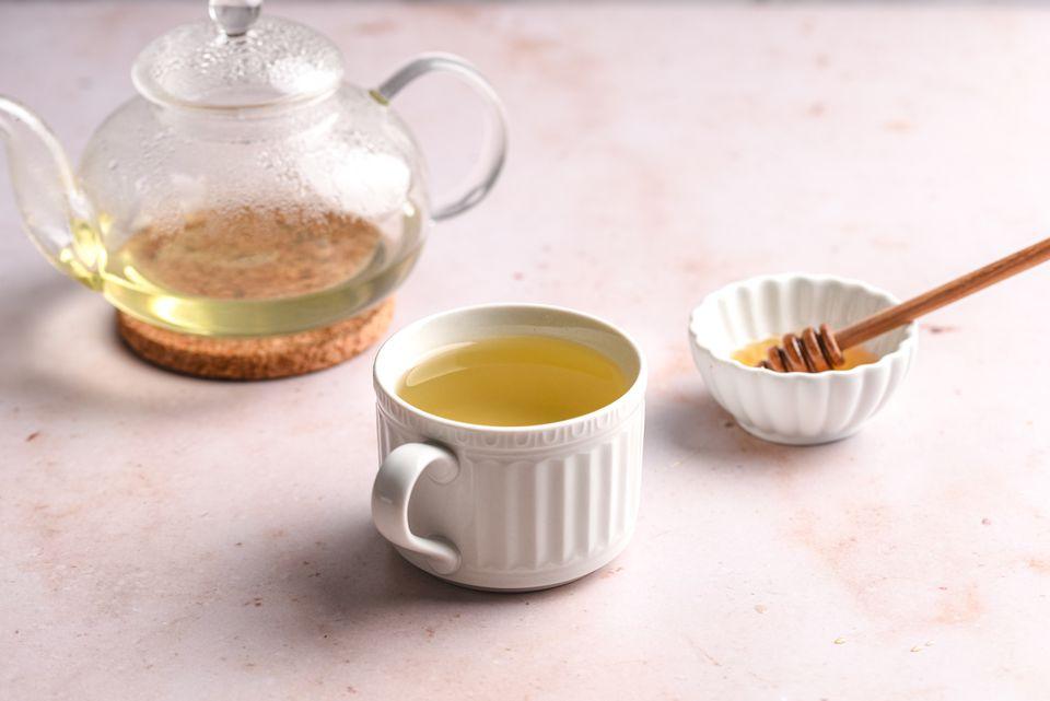 Homemade Oregano Tea