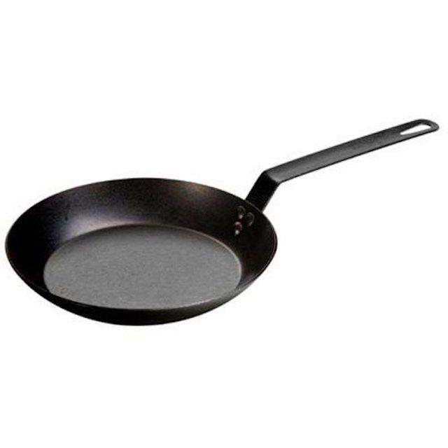 Medium De Buyer Cookware Grill Pans Steel Metallic