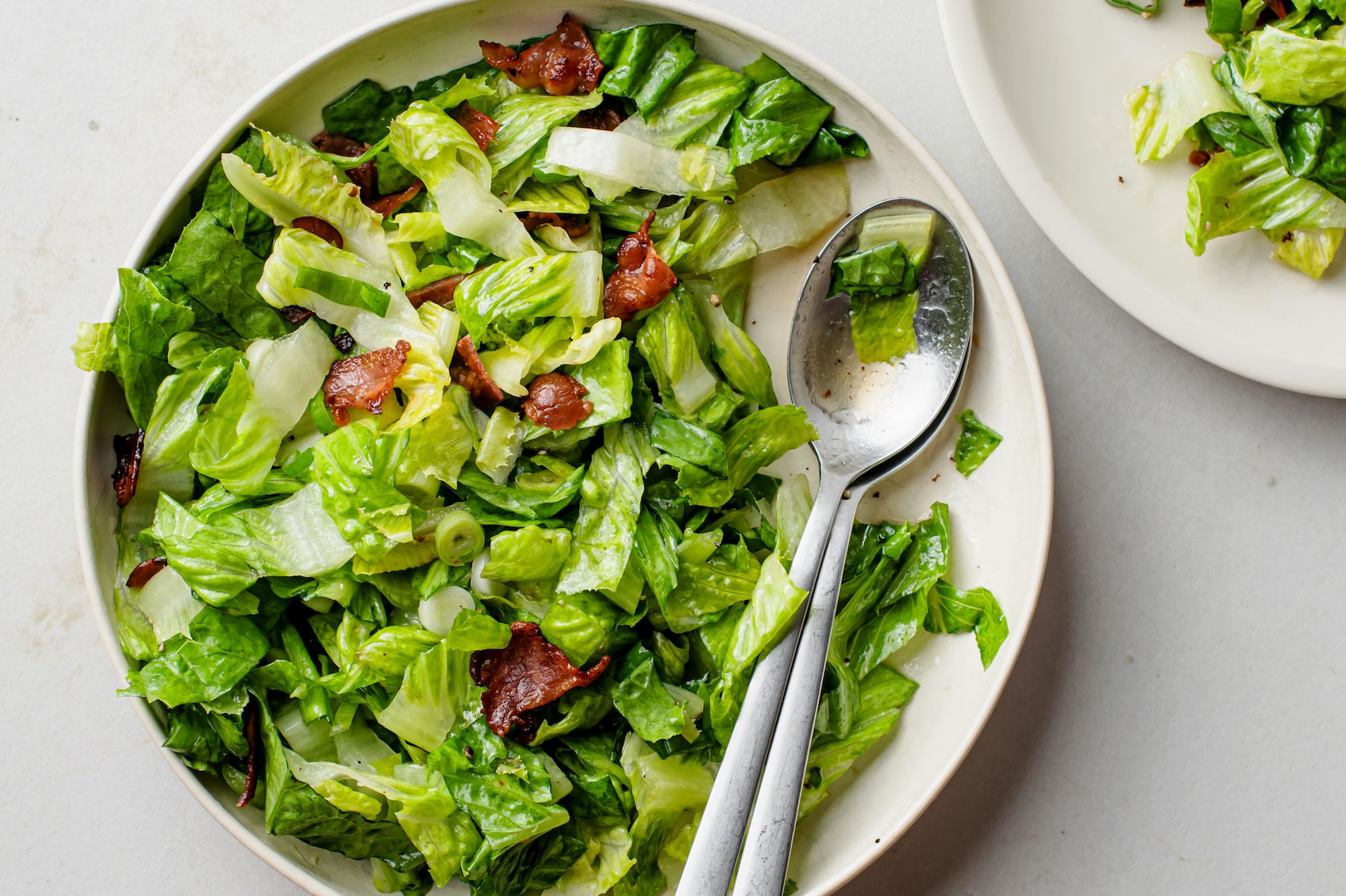 Southern Wilted Lettuce Recipe