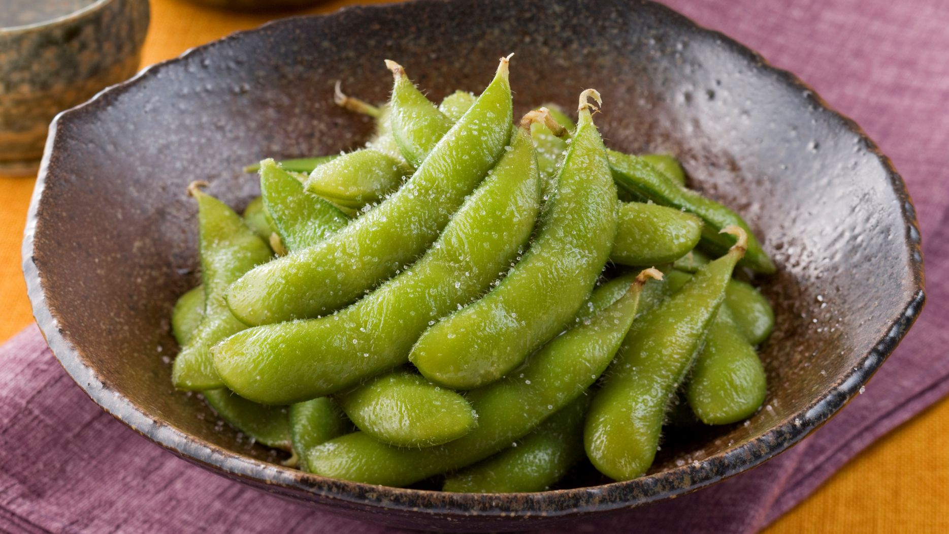 eat edamame for two weeks diet