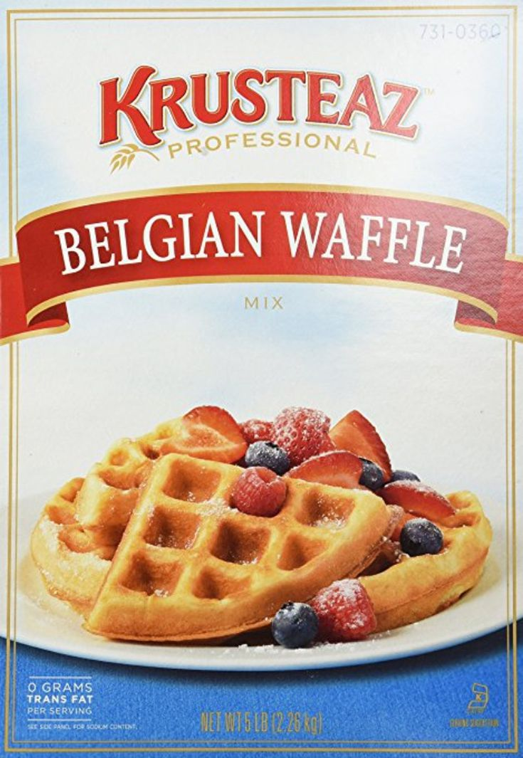 The 10 Best Waffle Mixes To Buy In 2018