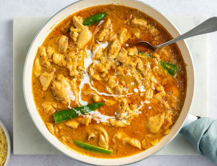 South Indian-Style Chicken Curry