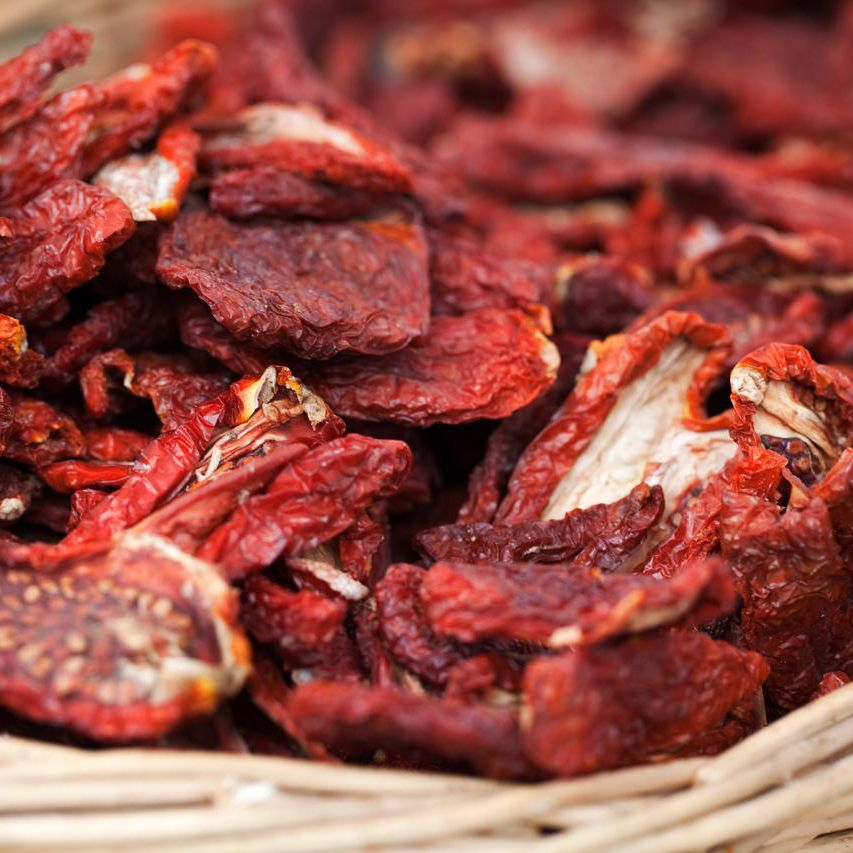 Homemade Sun Dried Tomatoes Basics Recipe