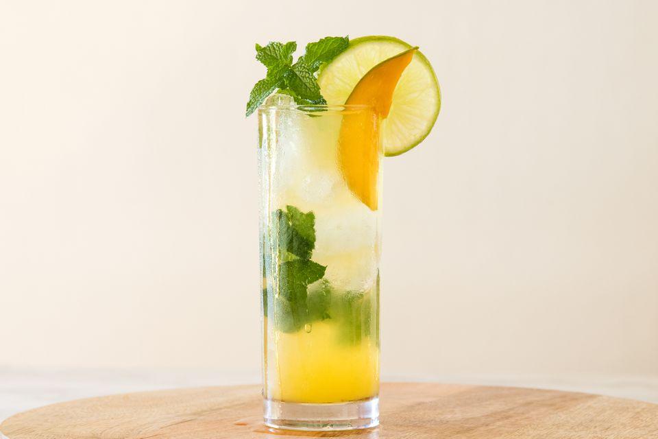 Mango Mojito Cocktail