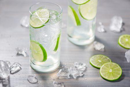 Gin Rickey Cocktail Recipe