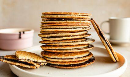 Stroopwafels recipe