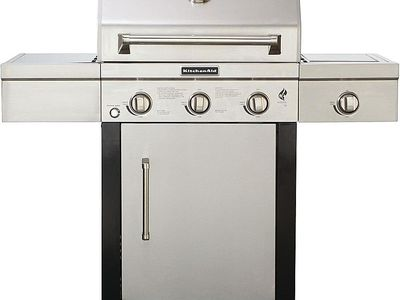 Groovy Kitchenaid 30 Inch 4 Burner Gas Grill Review Download Free Architecture Designs Scobabritishbridgeorg