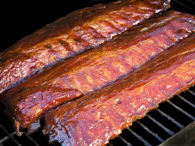 Southern-Style Molasses Barbecue Sauce Recipe