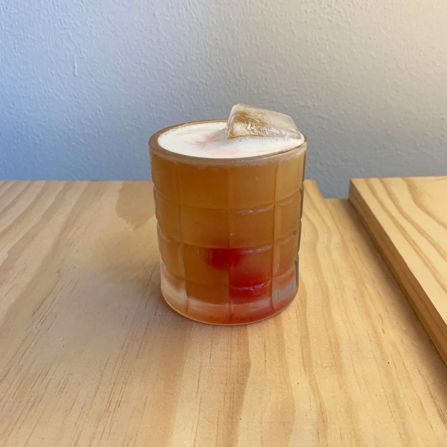 Apricot Sour Tester Image