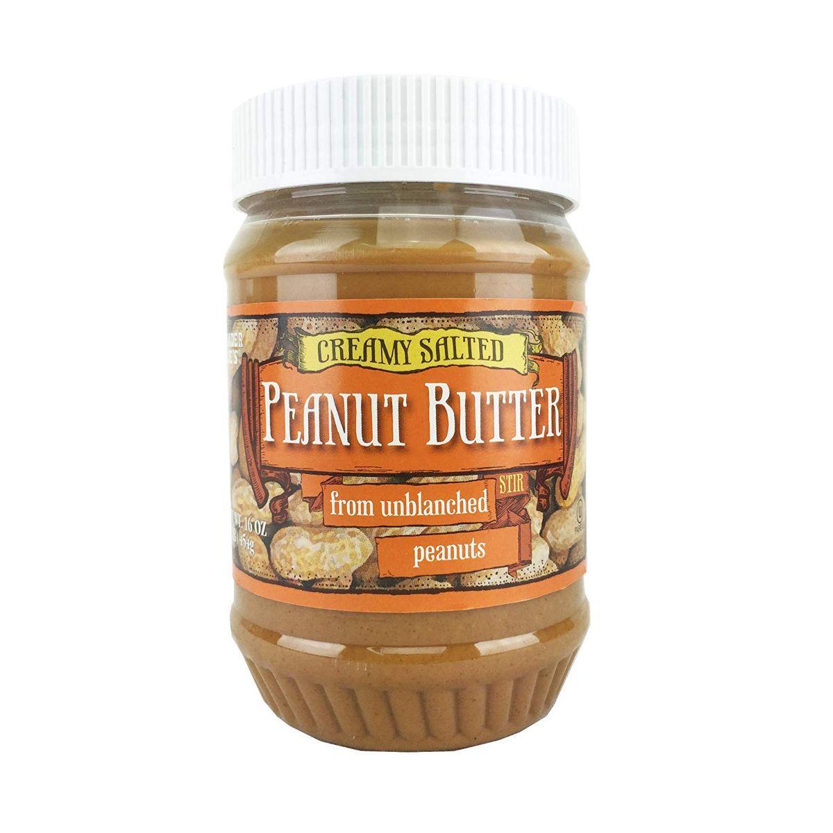 Trader Joe's Creamy Salted Stir Peanut Butter
