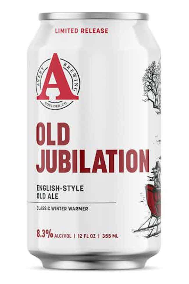 Avery Brewing Old Jubilation Ale
