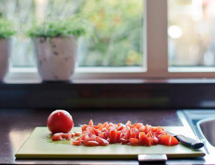 Tomato concassé