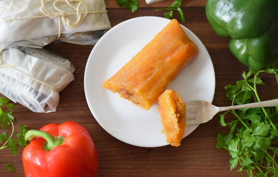 Traditional Puerto Rican Pasteles Recipe