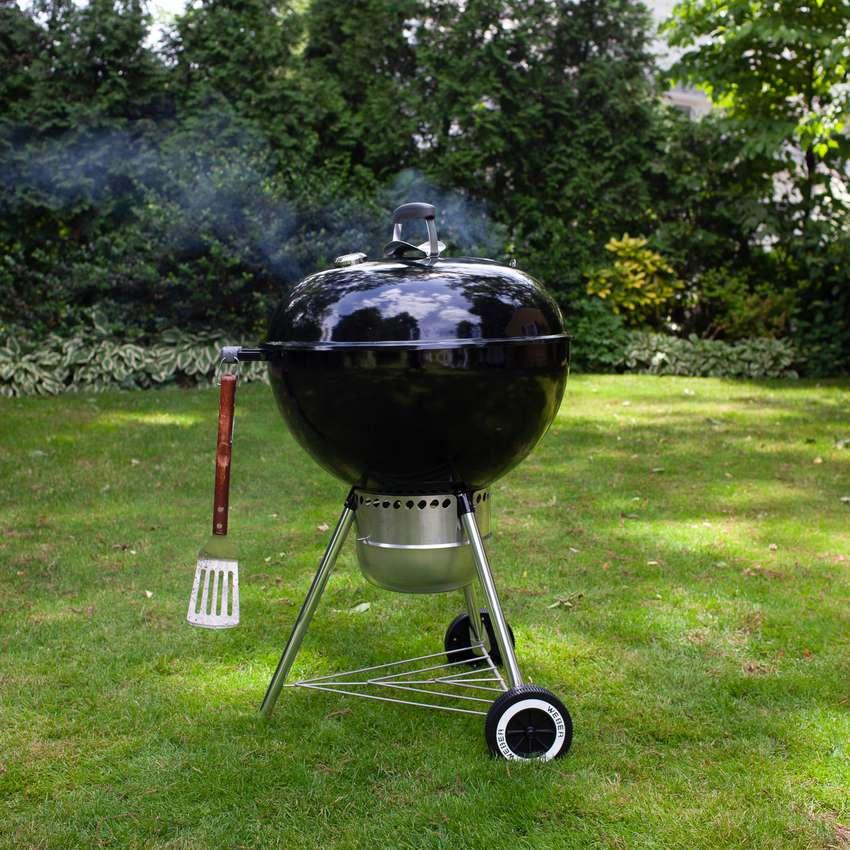 "Weber Original Kettle Premium 22"" Charcoal Grill"