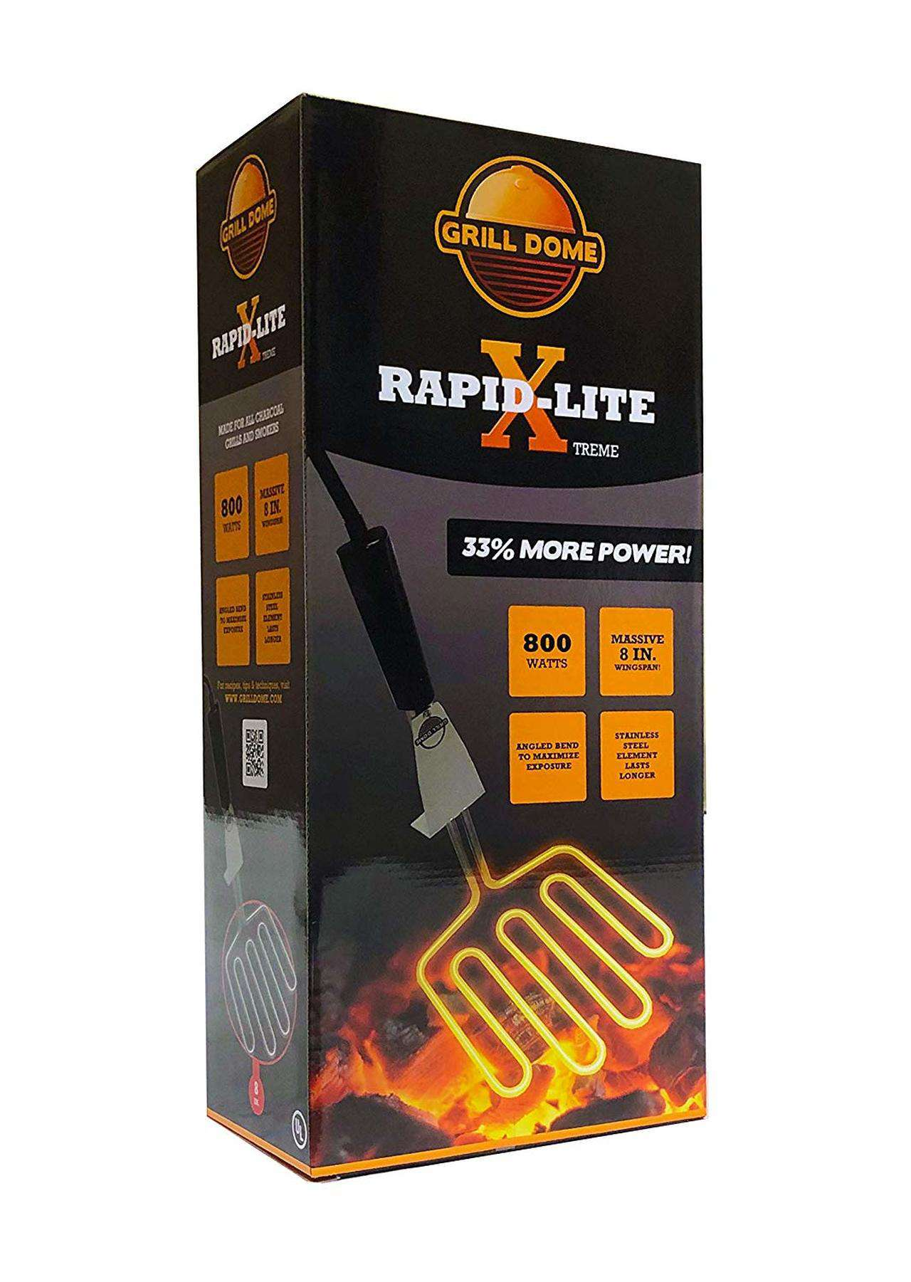 Grill Dome RAPID-LITE Xtreme Electric Charcoal Starter