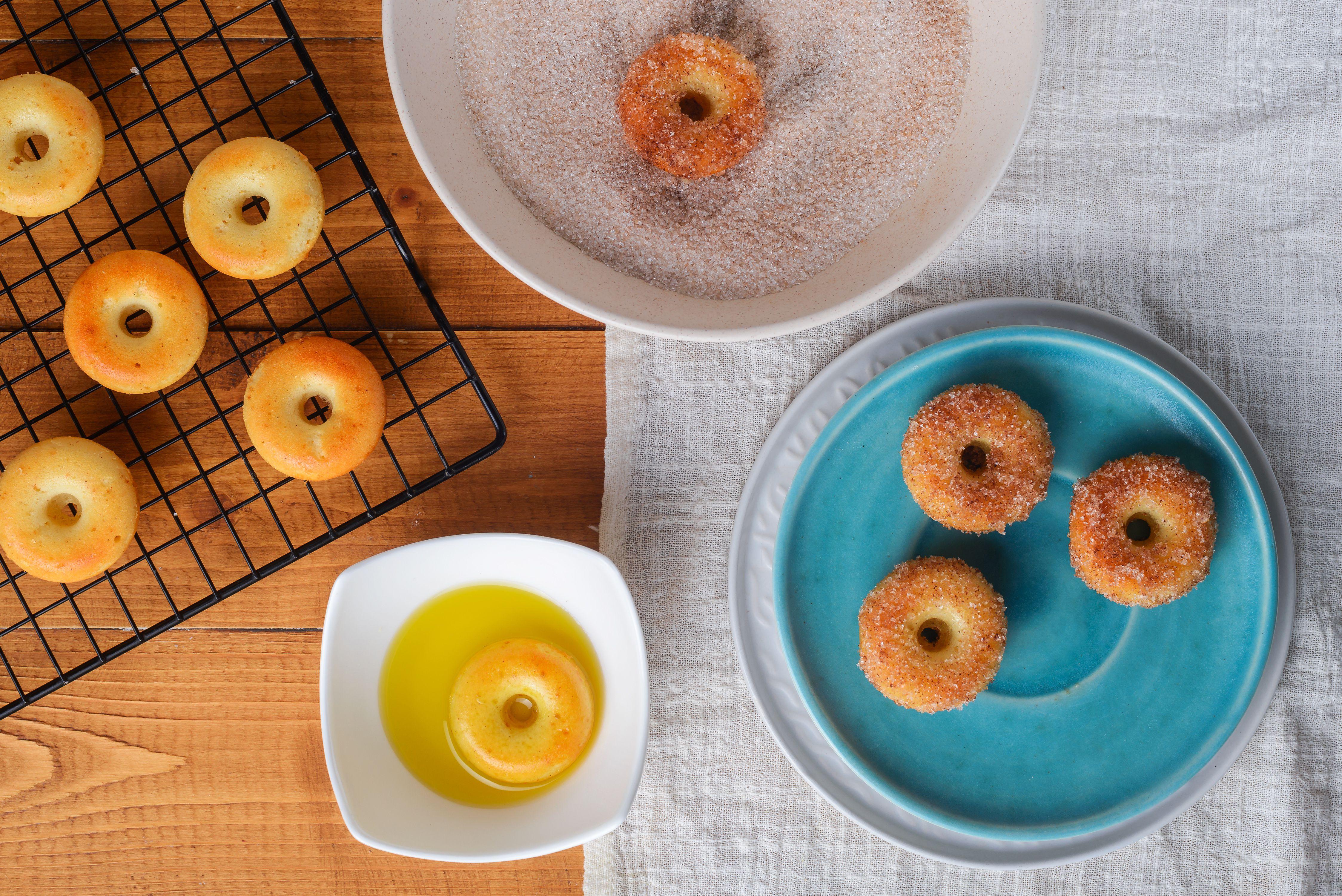 Fried doughnut