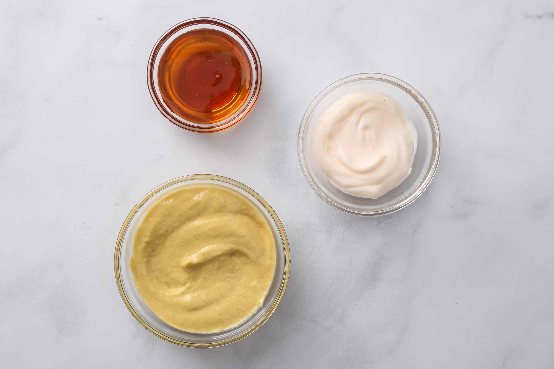 Low-Calorie Honey Mustard Dressing Recipe ingredients