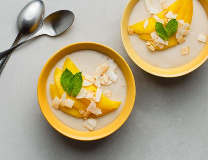 Vegan Coconut Pudding