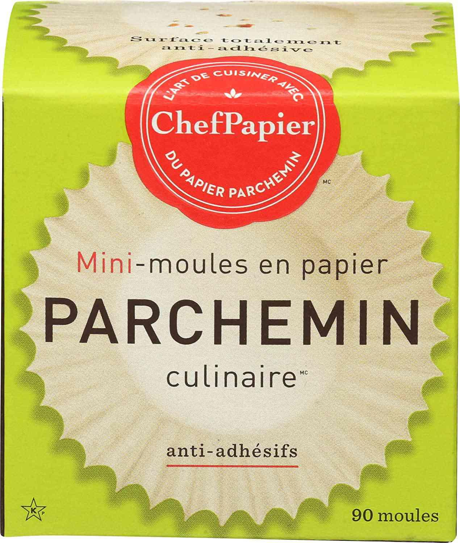 Paper Chef Parchment Baking Cups