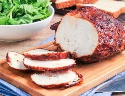 Deep-Fried Turkey Breast