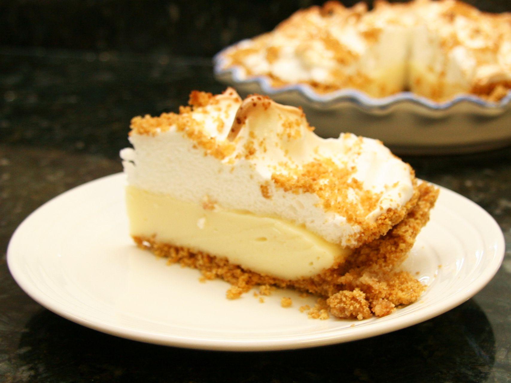 Aunt Irene S Graham Cracker Pie Recipe