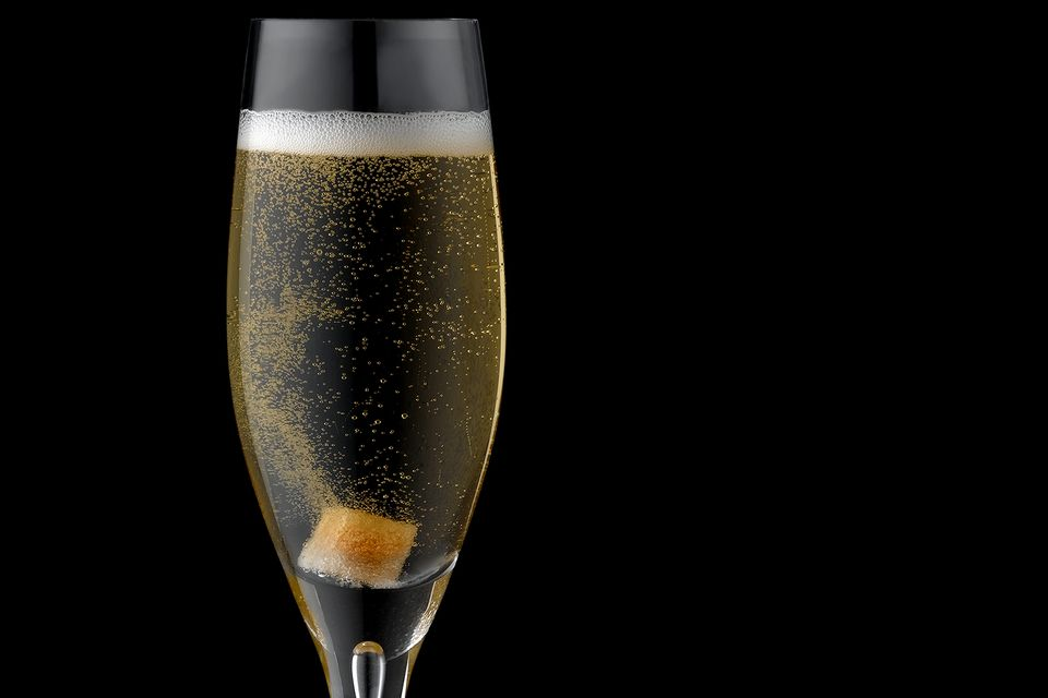 The Classic Champagne Cocktail