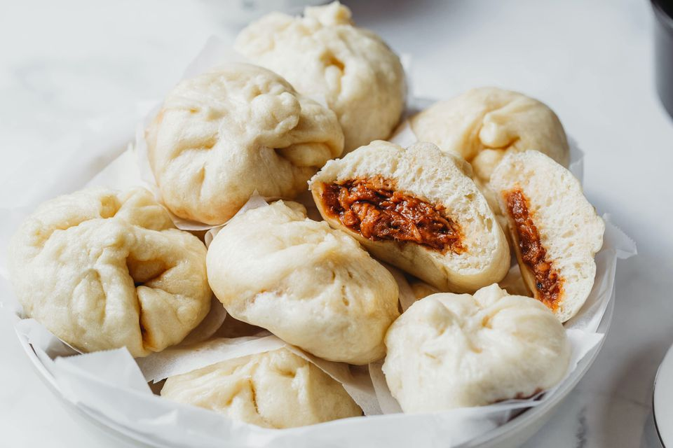 Basic Chinese Bun Dough