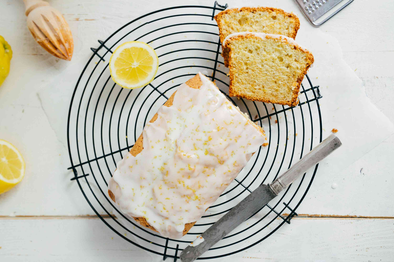 Lemon and Yellow Squash Quick Bread