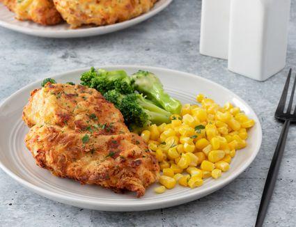 air fryer chicken meal