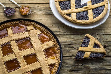 Greek Jam Tart Recipe For Pasta Flora