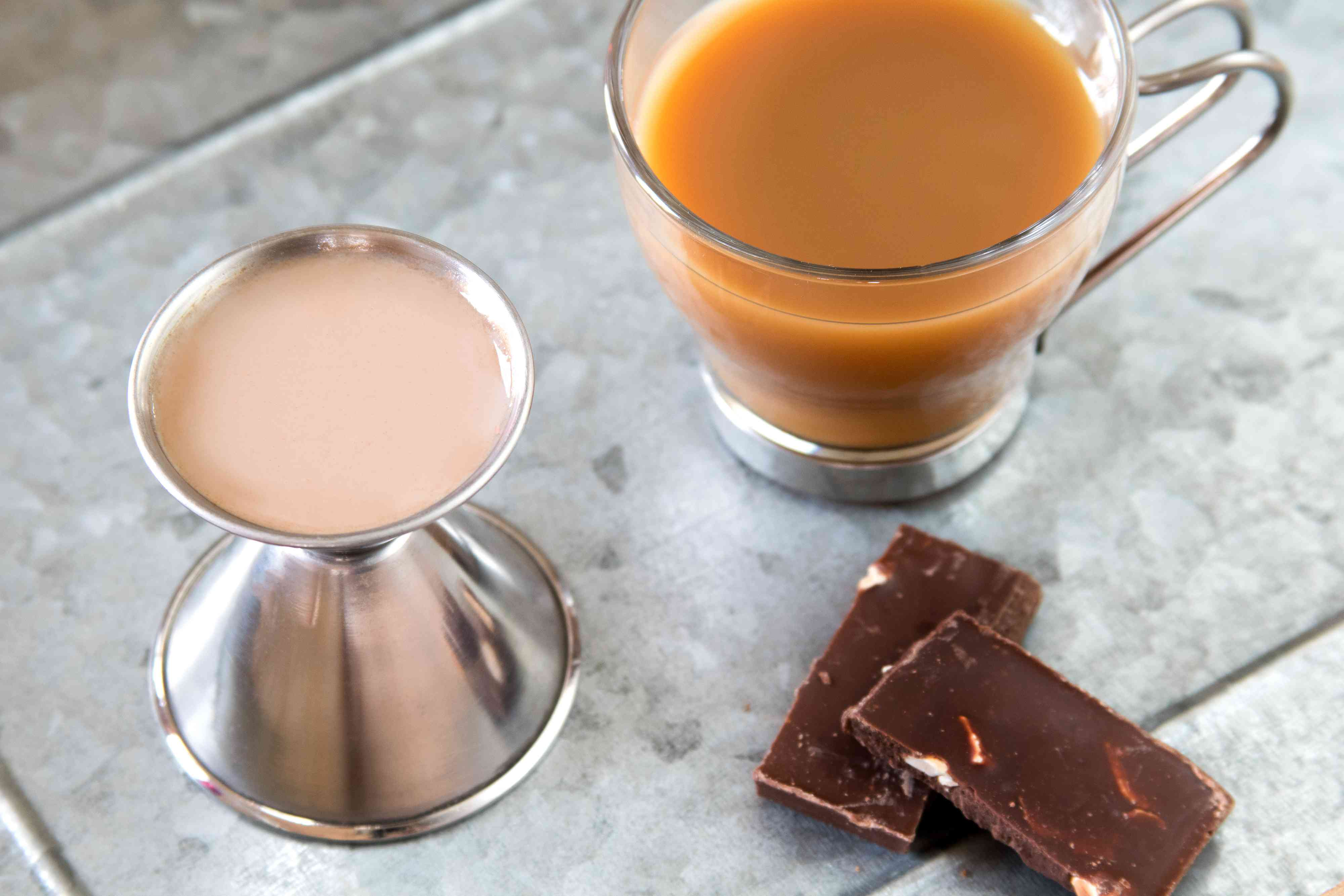 Chocolate Liqueur For Coffee
