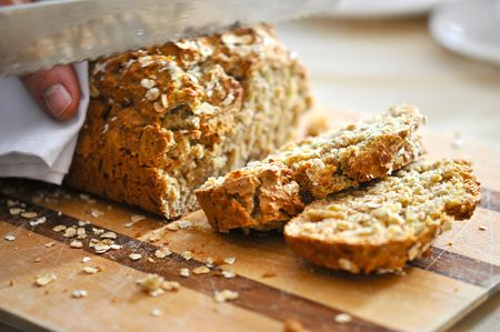 Irish Wheaten Bread Brown Soda Bread Recipe