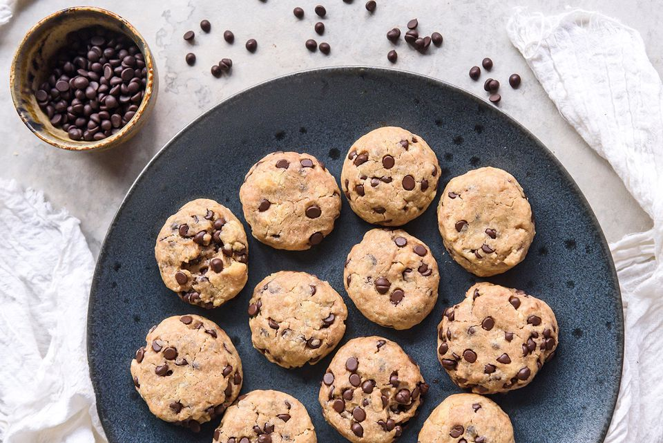 dairy-free chocolate chip cookies