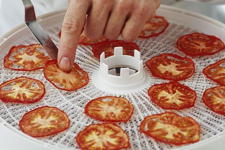 How To Make Dried Tomatoes In A Dehydrator