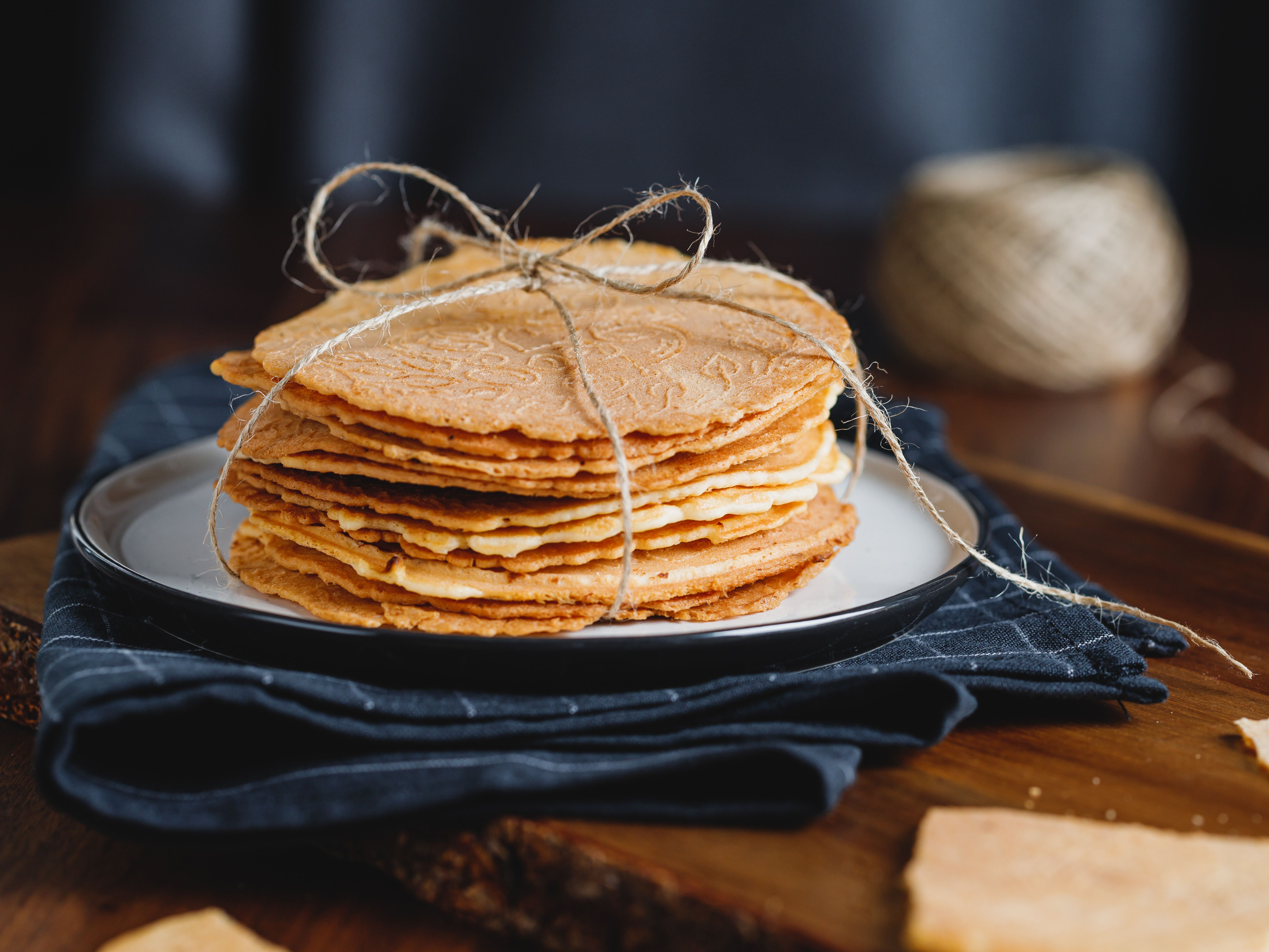 Polish Wafer Cookies Wafle Recipe