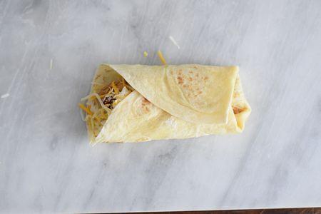 Step By Step Alternate Burrito Folding Technique