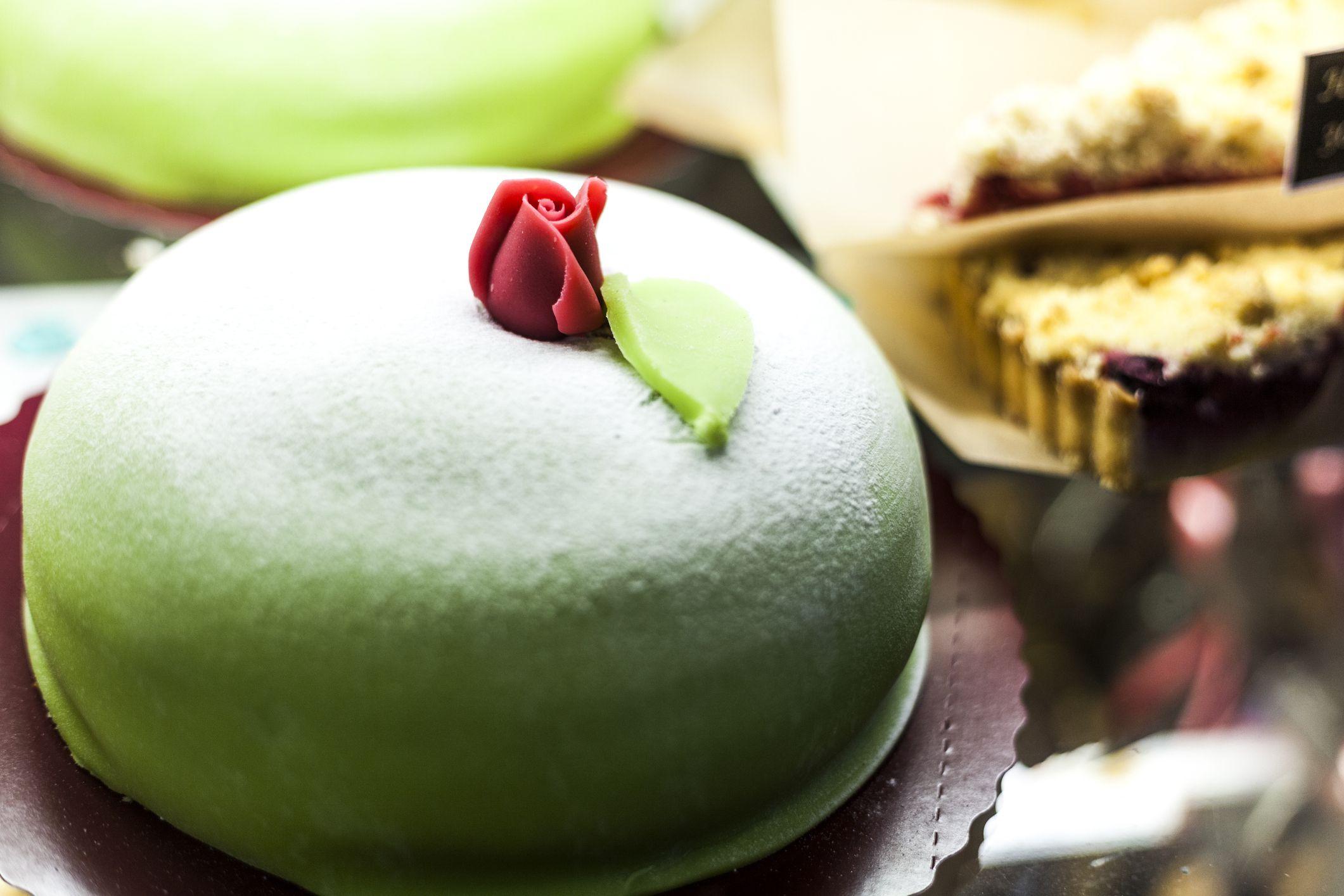 Swedish Fruit Cake